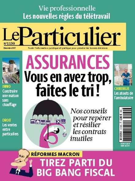 Le Particulier - N°1139 - Décembre 2017