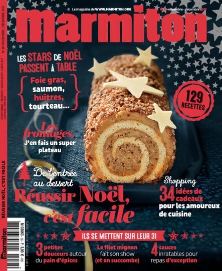 Marmiton - Novembre / Décembre 2017 - n°38