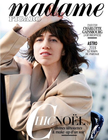 Madame Figaro - Décembre 2017 N°3