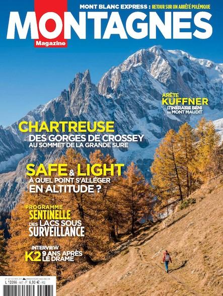 Montagnes Magazine - Octobre 2017