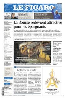 Le Figaro - 29 Décembre 2017 |
