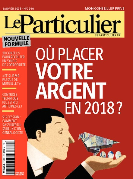 Le Particulier - N°1140 - Janvier 2018