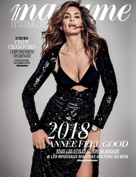 Madame Figaro - Décembre 2017 N°5