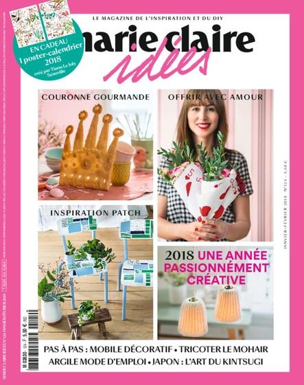 Marie Claire Idées - Janvier/Février 2018