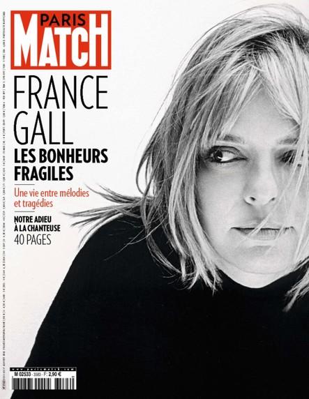 Paris Match N°3583 Janvier 2018