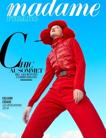 Madame Figaro - Janvier 2018 N°3