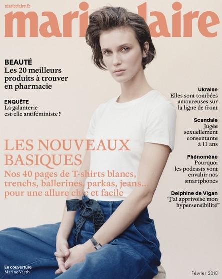 Marie Claire - Février 2018