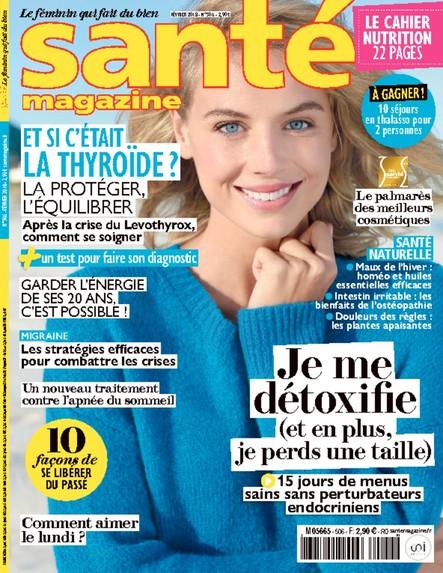 Santé Magazine - Janvier 2018