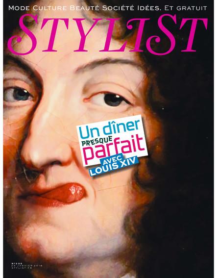 Stylist | Janvier 2018 | N°205