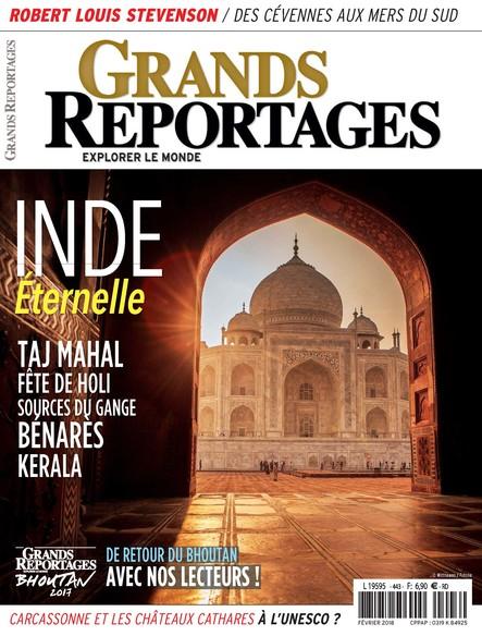 Grands reportages - Février 2018