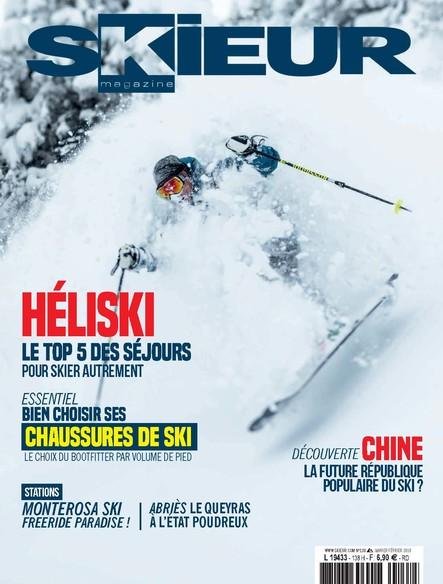Skieur - Décembre 2017