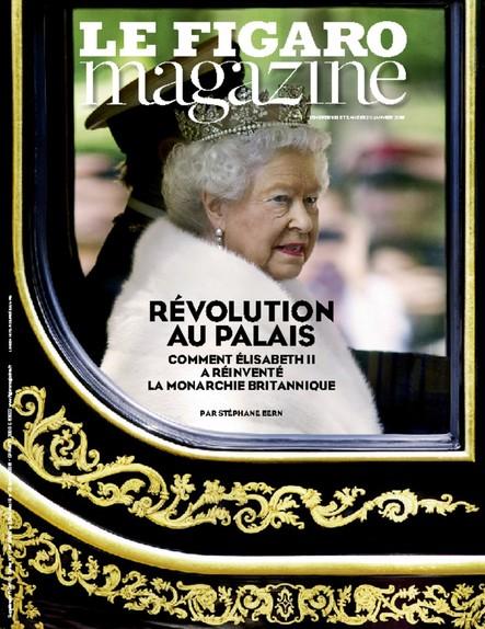 Le Figaro Magazine : Comment Elisabeth II a réinventé la monarchie anglaise