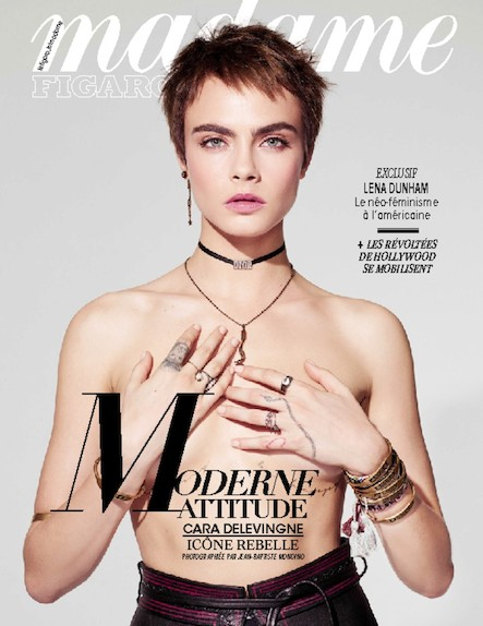 Madame Figaro - Février 2018 N°1