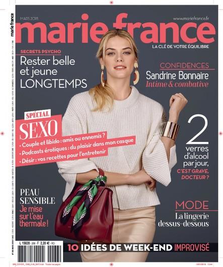 Marie France - Février 2018