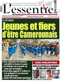 L'essentiel du Cameroun numéro 135 |