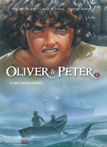 Oliver & Peter - Tome 2 - Le Pays Inimaginable |