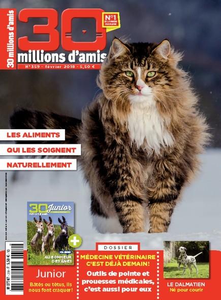 30 millions d'amis - Février 2018
