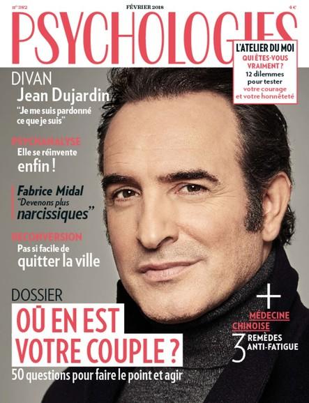 Psychologies Magazine - Février 2018