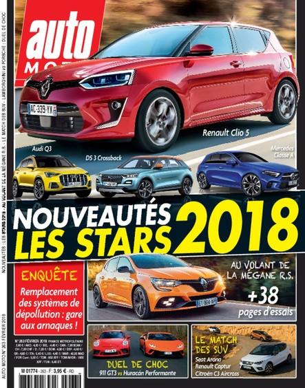 Auto Moto - Février 2018