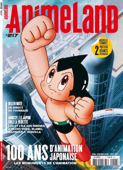 Animeland - N°217