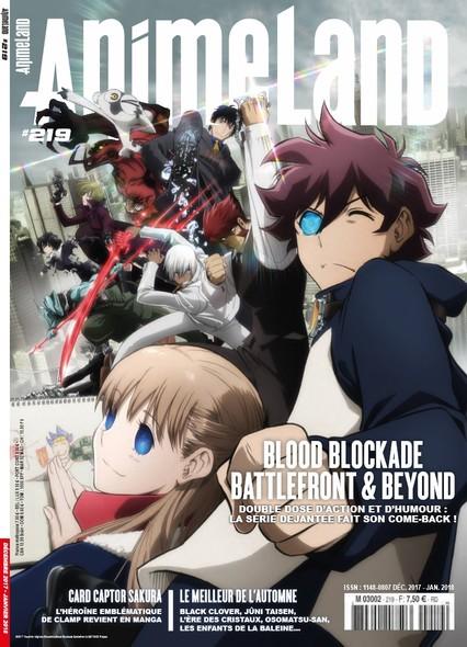 Animeland - N°219