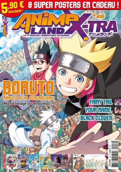 Animeland Xtra - N°46