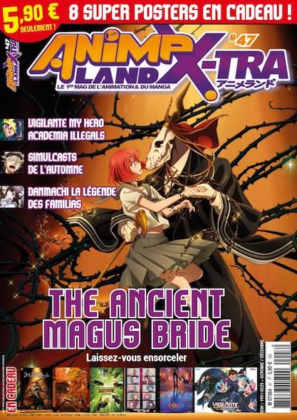 Animeland Xtra - N°47