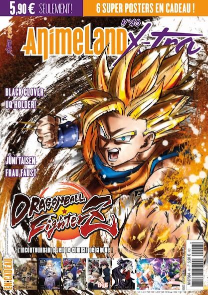 Animeland Xtra - N°48