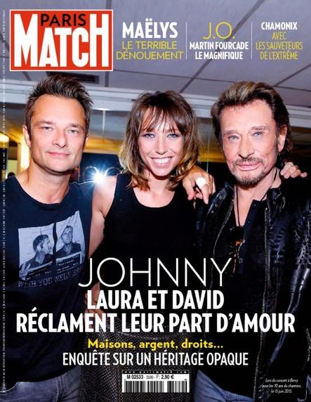 Paris Match N°3589 Février 2018