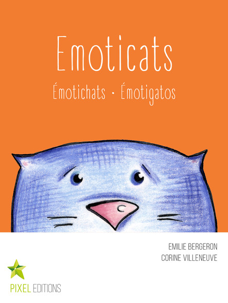 Emoticats : Émotichats · Émotigatos