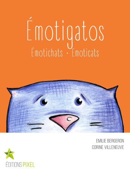 Émotigatos : Émotichats · Emoticats