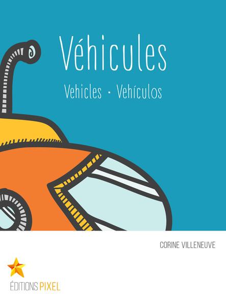 Véhicules : Vehicles · Vehículos