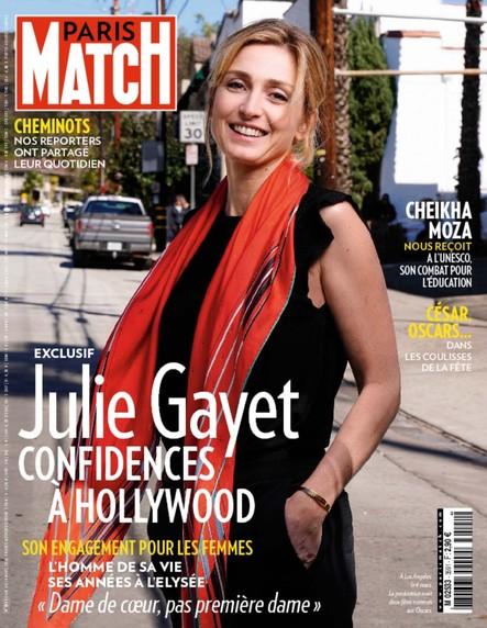 Paris Match N°3591 Mars 2018
