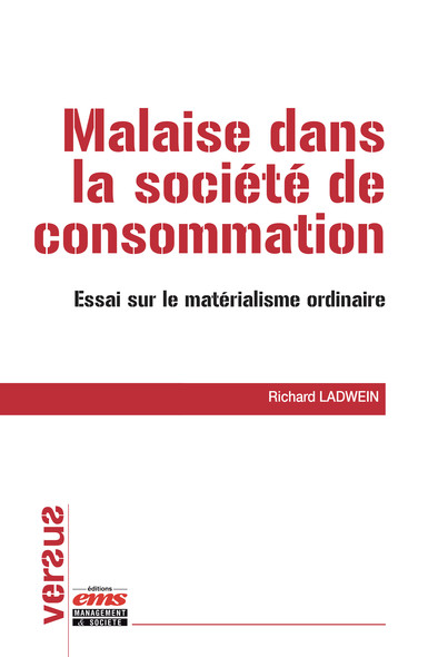 Malaise dans la société de consommation : Essai sur le matérialisme ordinaire
