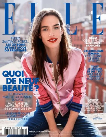 Elle - Mars 2018 N°3769