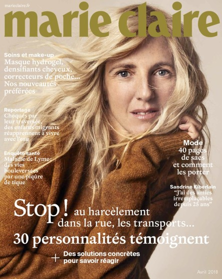 Marie Claire - Mars 2018