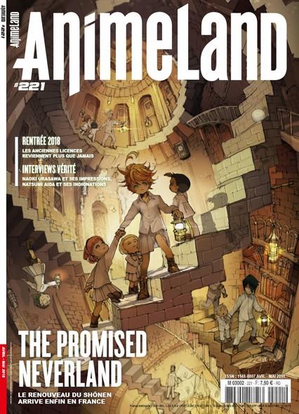 Animeland - N°221