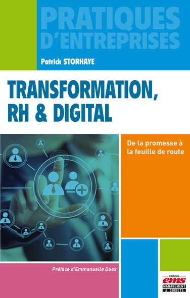 Transformation, RH & digital : De la promesse à la feuille de route