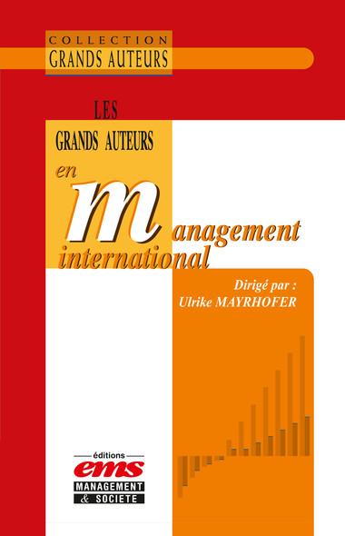 Les grands auteurs en management international