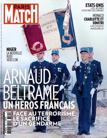 Paris Match N°3594 Mars 2018