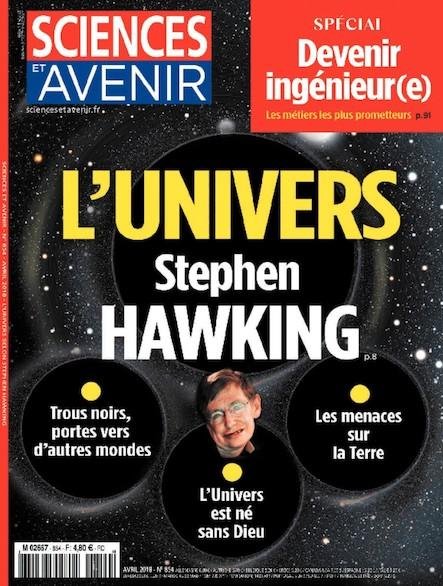 Sciences et Avenir -Mars 2018