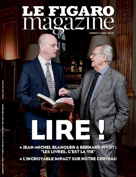 Le Figaro Magazine : Lire !