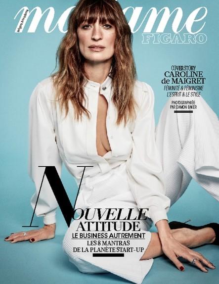 Madame Figaro - Mars 2018 - N°1751
