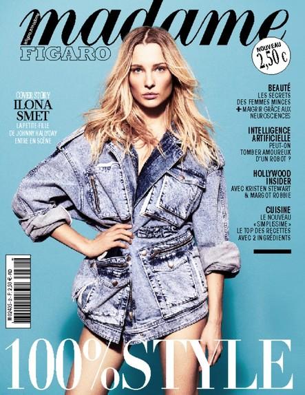Madame Figaro - Mars 2018 - N°1753