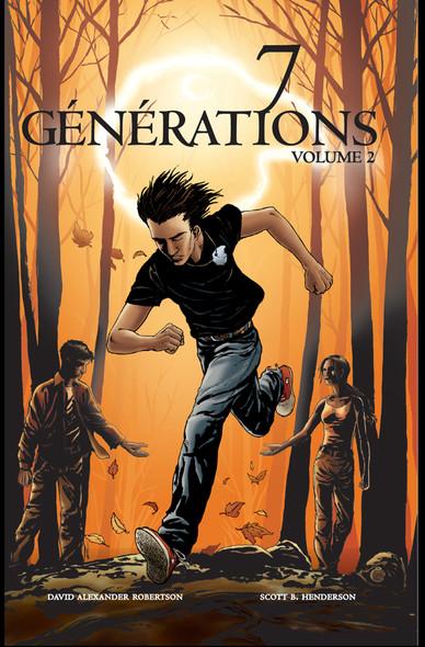 7 Générations : Cicatrices (Volume 2) : Bandes dessinées - autochtone