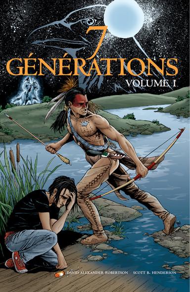 7 Générations : Pierre (Volume 1) : Bandes dessinées - autochtone