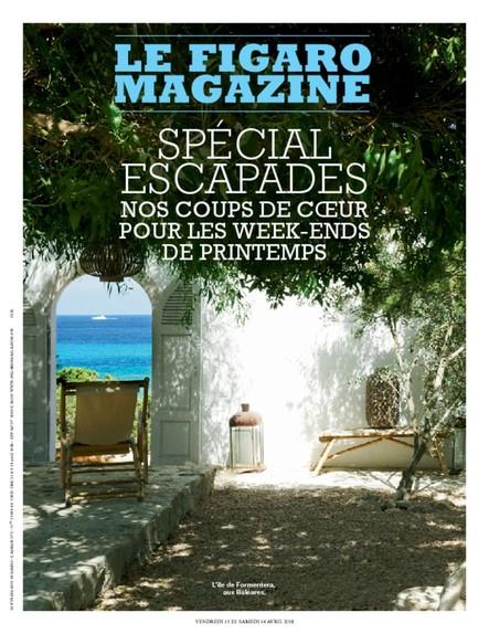 Le Figaro Magazine : Spécial Escapades