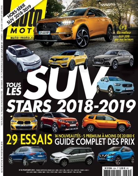 Auto Moto - Mars 2018