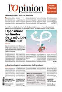 L'Opinion - 20 Avril 2018 |