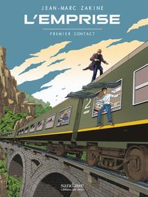 L'Emprise Tome 1 : Premier Contact | Zakine, Jean-Marc